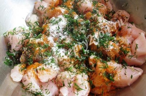 Рецепт куриной колбасы в домашних условиях фото 2