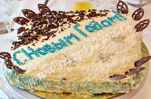 Новогодний торт 2016